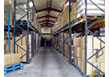 Warehouse racking image